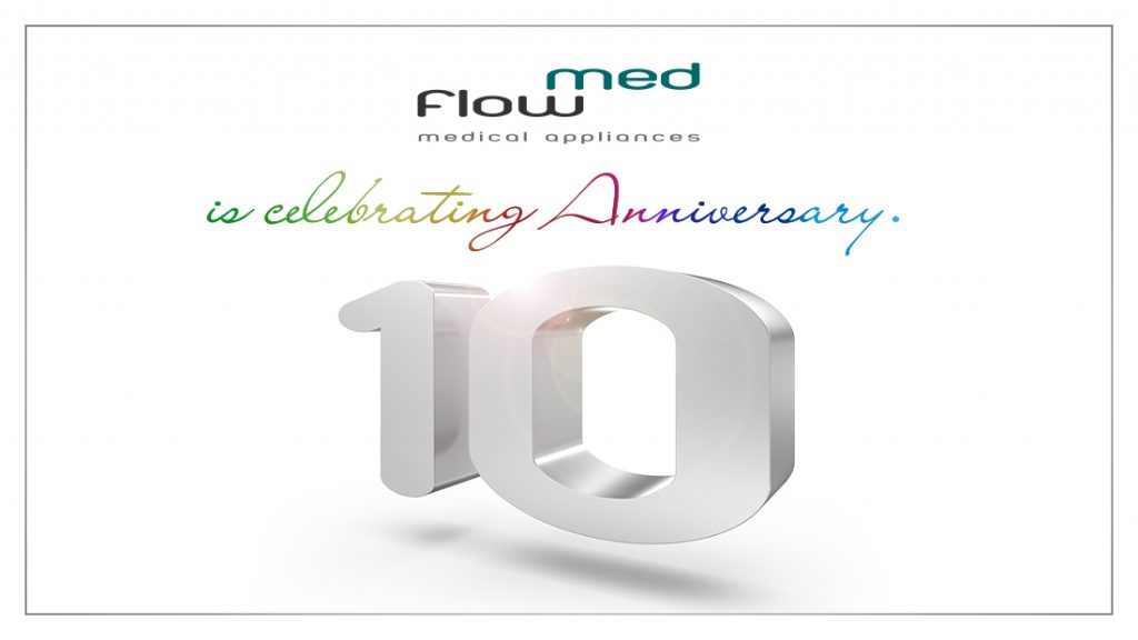 News 10 years flow-med