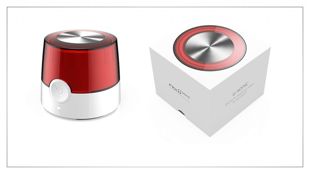 New u-sonic - Red edition
